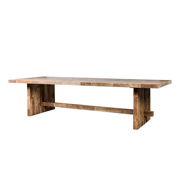 Elmwood spisebord (240x100x75)